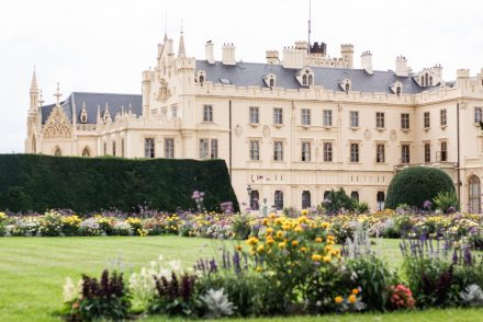 LEDNICE Chateau
