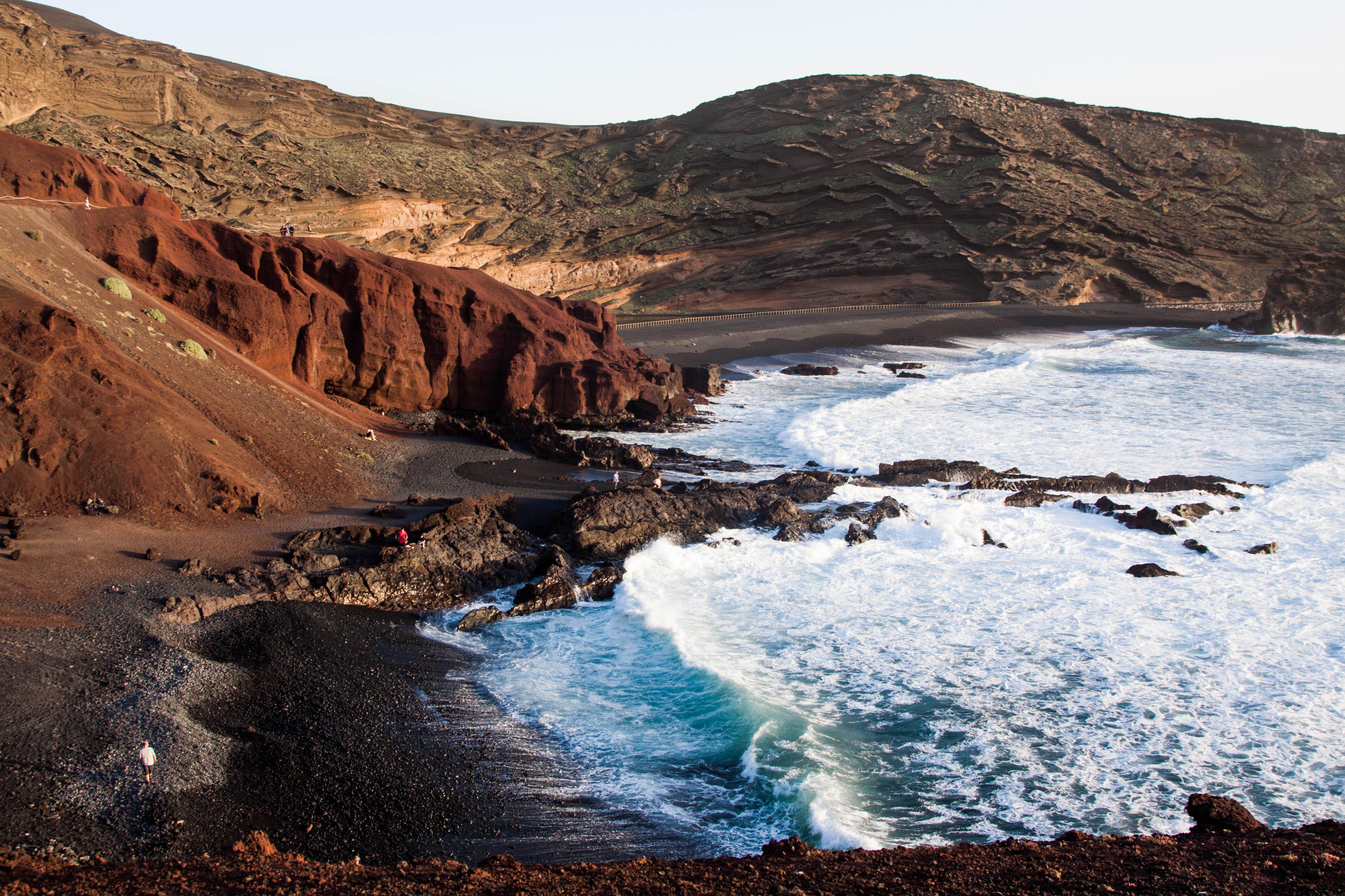 El Golfo Lanzarote view