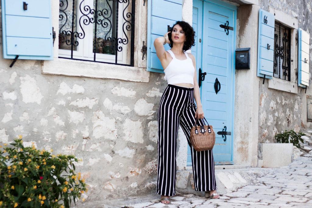 Rovinj street outfit