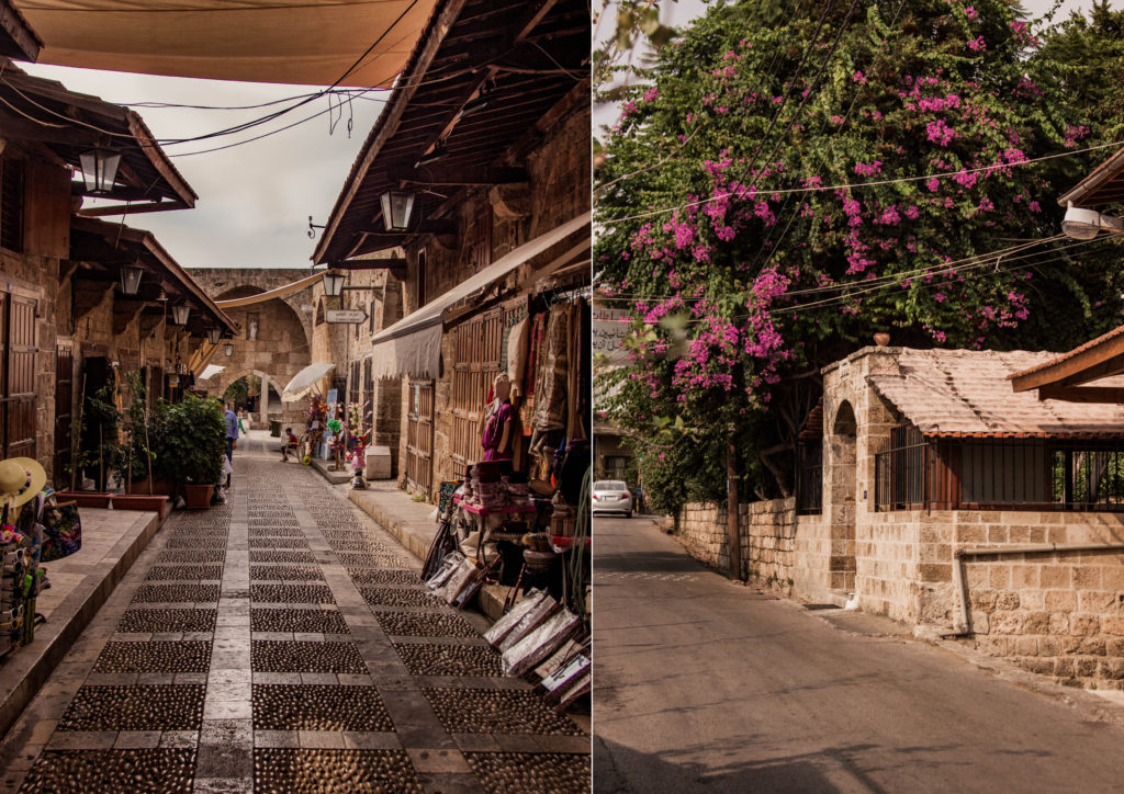 Byblos souk