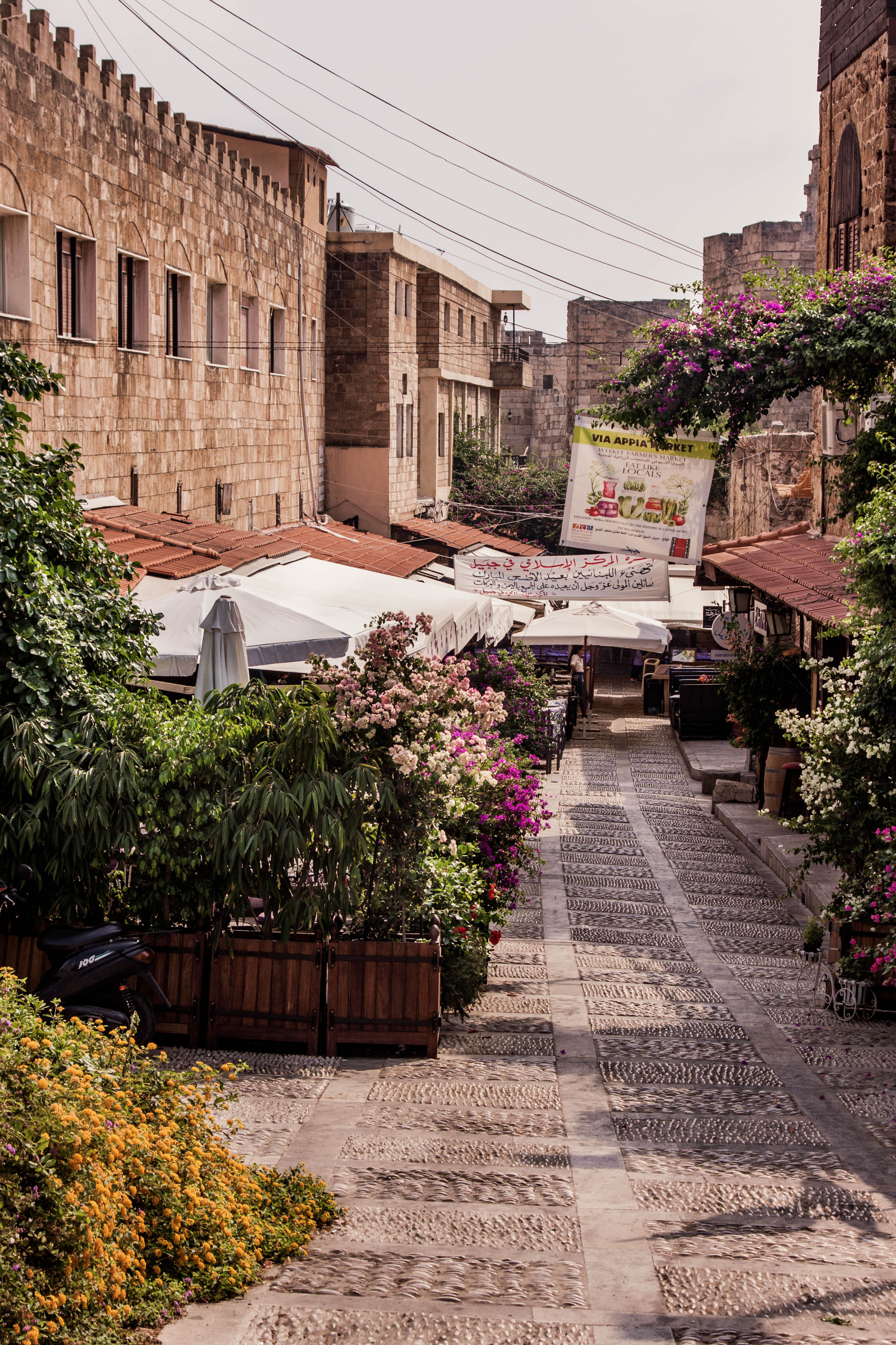 Byblos_streets