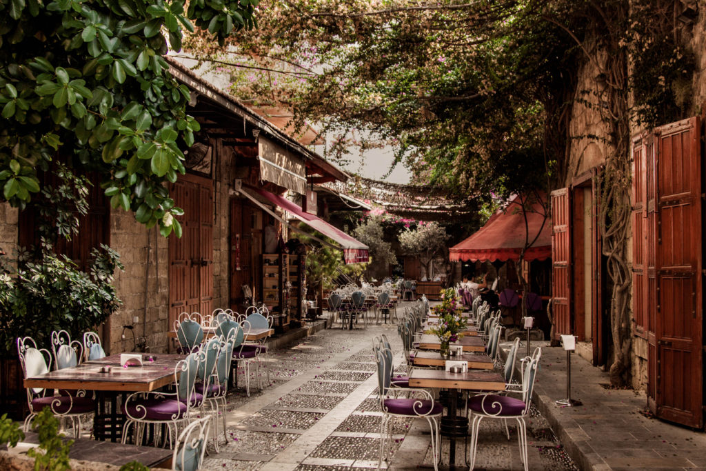 Byblos restaurants