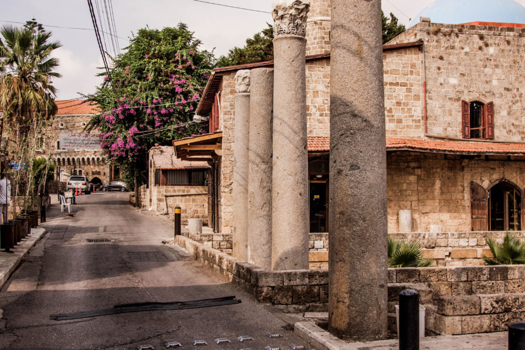 Byblos temples