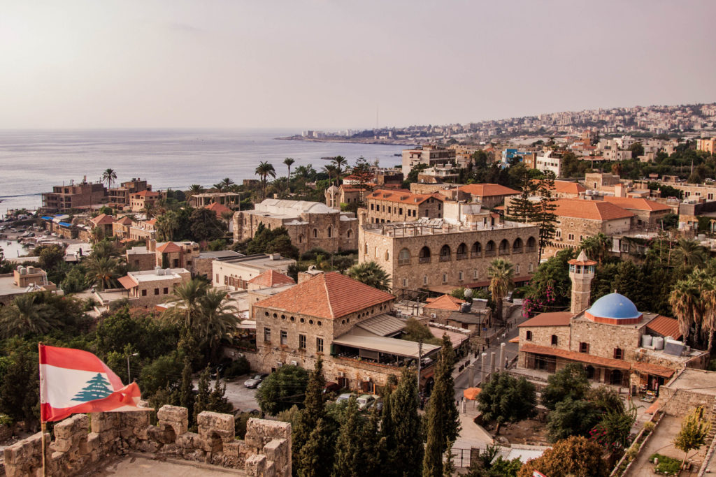 Byblos view