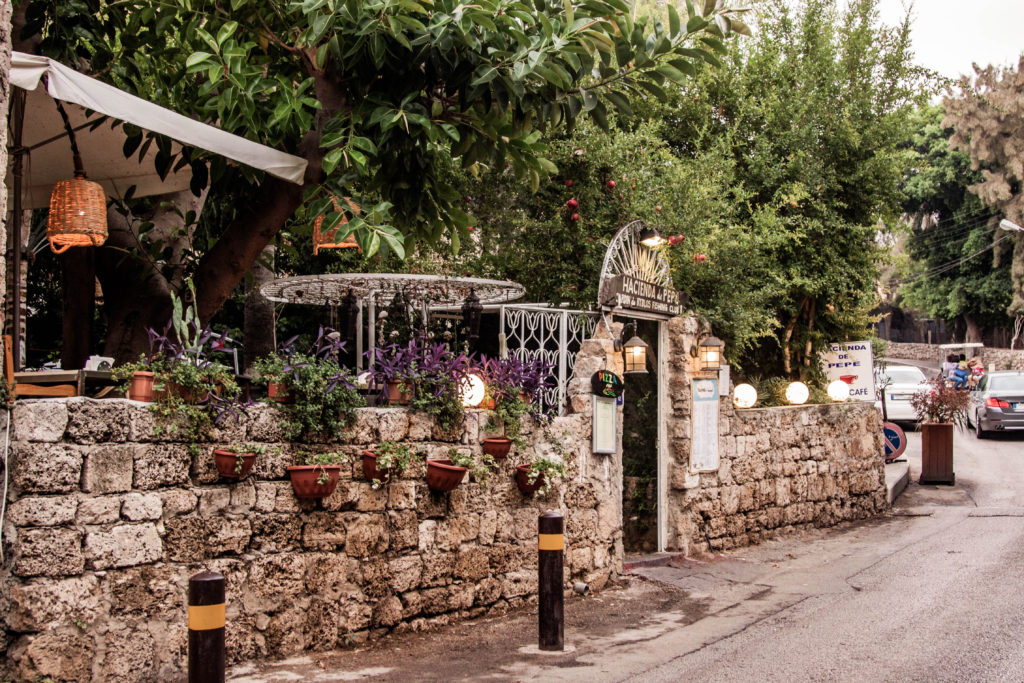 Byblos restaurant Haciena del Pepe