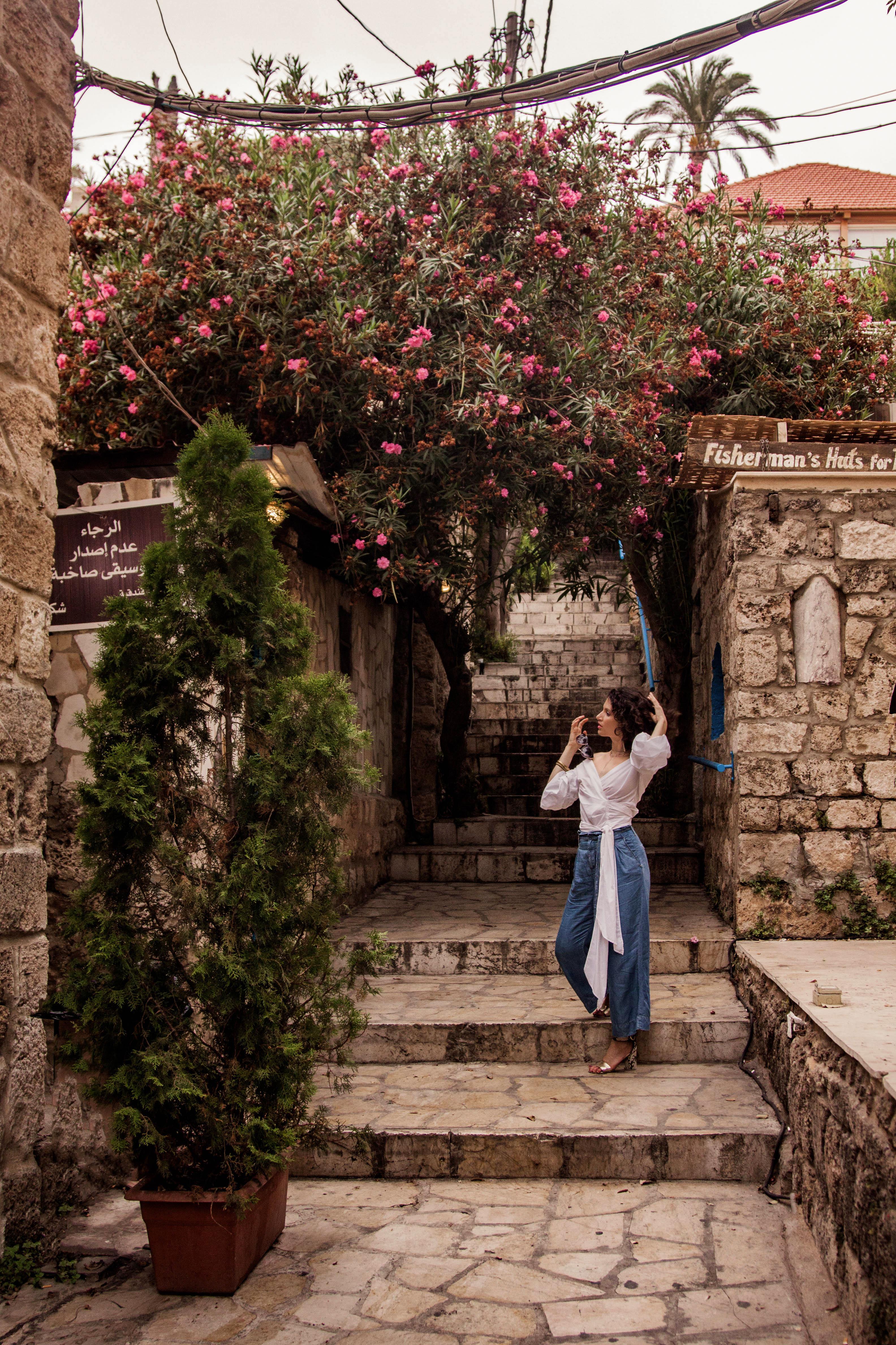 Byblos street style