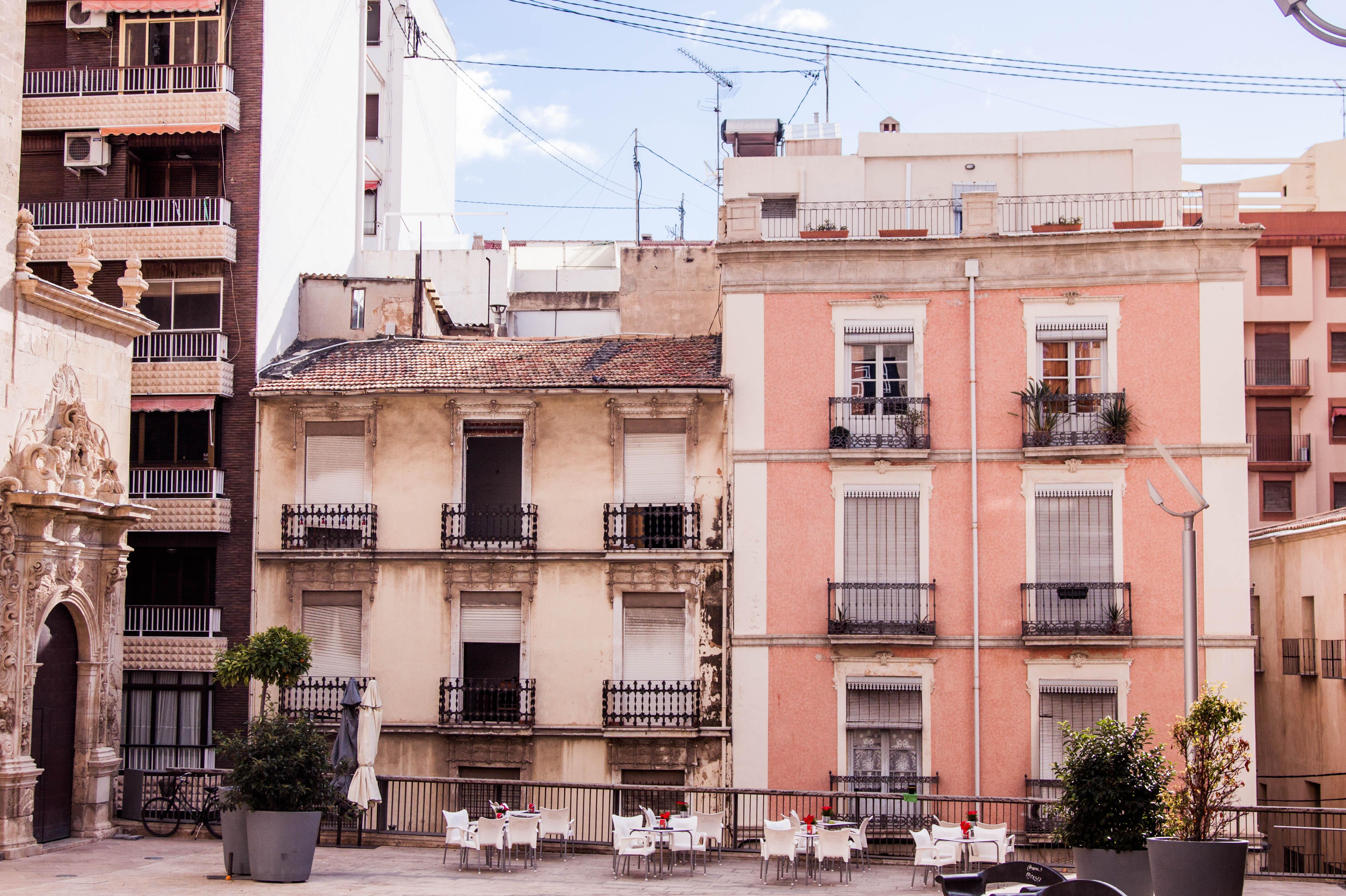 Alicante streets