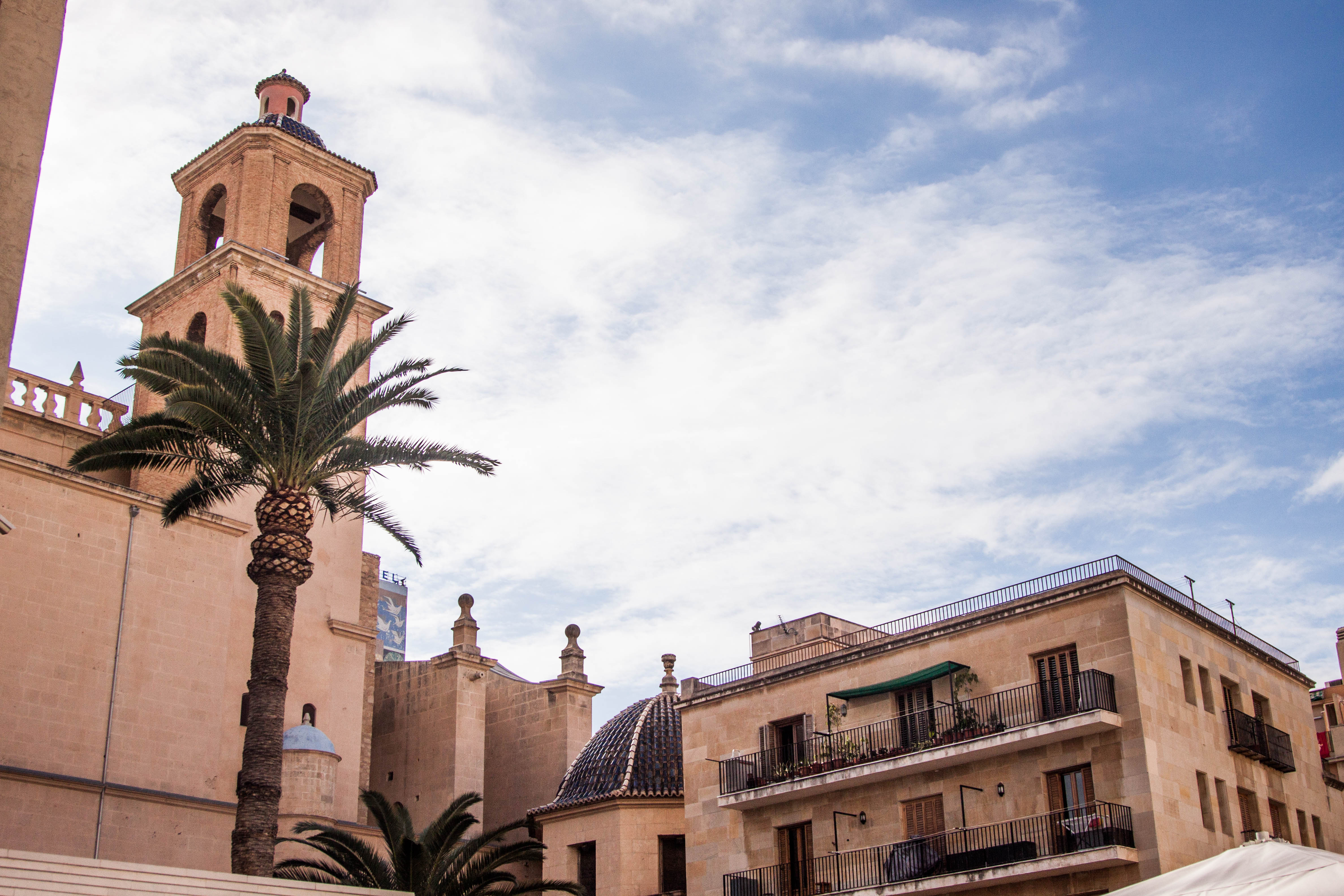 Alicante square