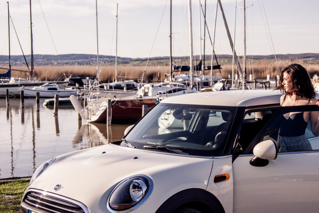 Mini Cooper Neusiedl am See road trip