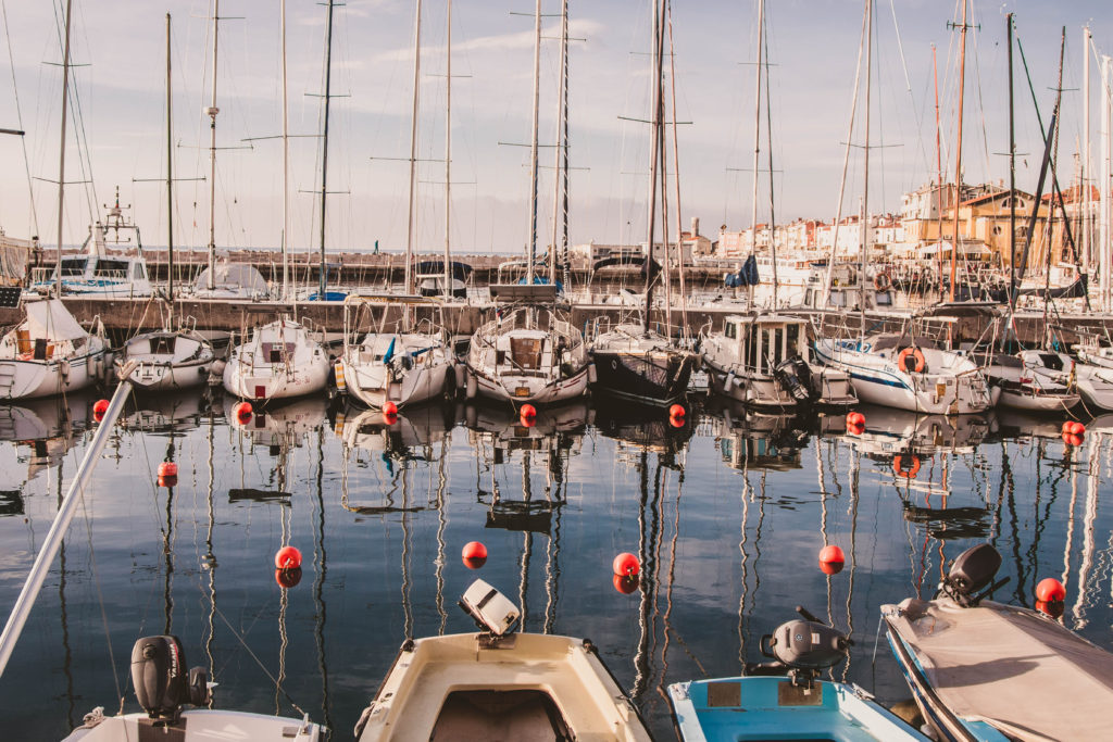 Piran port 1